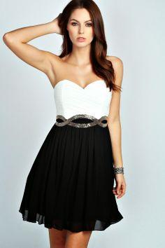 Excelentes vestidos de fiesta baratos   Moda 2014