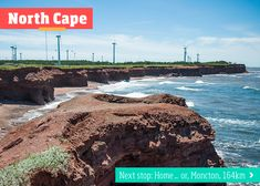 We planned a road trip to the east coast so you don't have to Red Sand Beach, Cabot Trail, Cape Breton, New Brunswick, Anne Of Green Gables, Capital City, Hiking Trails, East Coast, Kayaking