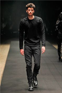 #Menswear #Trends EN   NOIR Autumn/Winter 2014 2015 Otoño Invierno #Tendencias #Moda Hombre