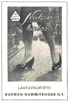 Kalossikauppias - Kävelyllä - Vuodatus.net Old Ads, Vintage Ads, Finland, Nostalgia, Helmet, Childhood, Advertising, Memories, Day