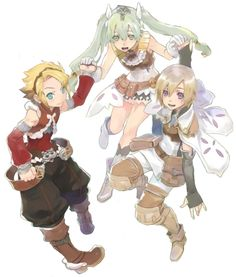 rune factory 4 curry