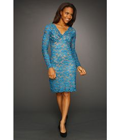$108 Karen Kane Long Sleeve Lace Dress