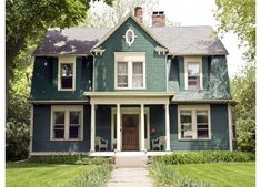 Indiana has some of the most beautiful old homes!!