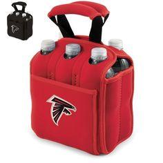 2014 Licensed NFC Arizona Cardinals Beverage Six Pack Cooler Tote  #PicnicTime