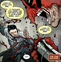 Fuck Yes Deadpool Superfamily, Spideypool, Lady Deadpool, Wade Wilson, Red Team, Rabbit Hole, Daredevil, Wolverine, Puns