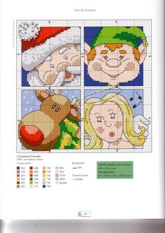 Gallery.ru / Фото #73 - A Cross Stitcher's Countdown to Christmas - 2008 - Ulka1104