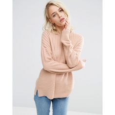 ASOS Ultimate Chunky Sweater - Soft-touch chunky knit   Crew neck   Ribbed  cuffs and hem   Oversized fit - falls generously over the body   Machine  wash ... 781cfc2e0