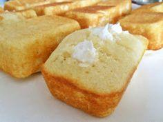 Kacey's Kitchen: Homemade Twinkies