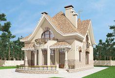 Simple House Design, Bungalow House Design, Luxury Homes Dream Houses, Luxury House Plans, Best Small House Designs, Modern Bungalow House, Concrete Interiors, Modern Pergola, Sims House