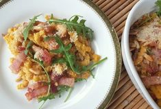 Baked Passatelli with Pancetta and Pine Nuts - We've uncovered the best Passatelli recipes that are so easy to make in your own home. They taste amazing and you won't believe how... Italian Soup Recipes, Best Pasta Recipes, Pasta Dinner Recipes, Sauce Recipes, Lunch Recipes, Cooking Recipes, Delicious Recipes, Tasty, Tortellini In Brodo