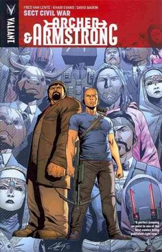 Archer & Armstrong: Sect Civil War