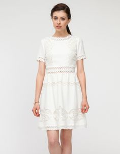 Regina Dress - boho wedding dress