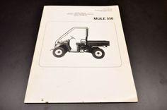 kawasaki mule 550 manual download