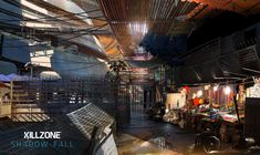 Checkpoint Fall Games, Game Environment, Futuristic Art, Game Concept Art, Autumn Art, Storyboard, Game Art, Madina, Arno