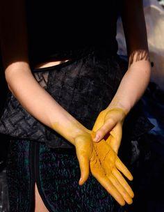 Viviane Sassen shoots the SS15 Phillip Lim campaign, 'Romancing Reality'.