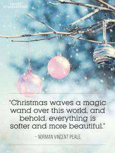 10 Christmas Quotes to Get You in the Holiday Spirit - PIN Blogger
