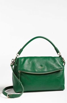 kate spade new york 'cobble hill - little minka' satchel available at #Nordstrom - want it!