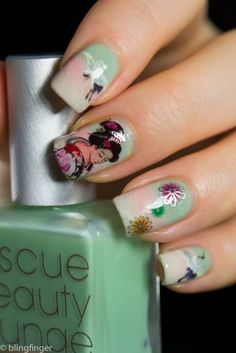 Top 15 Happy Spring Nail Designs – Chinese New Year Holiday Manicure Ideas - HoliCoffee