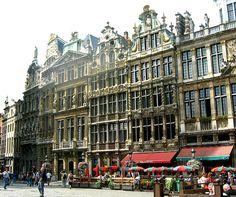 Brussels, Belgium: Grand Place