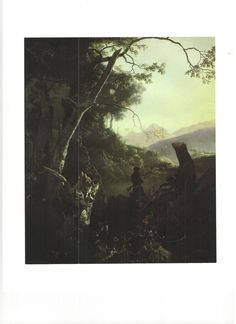 Vintage Landscape with Hunters Print by Adam Pynacker
