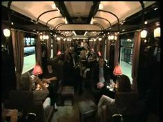WORLD CLASS TRAINS - THE ORIENT EXPRESS - VENICE TO BUDAPEST  Did this trip in reverse...Budapest to Paris