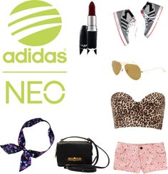 """""""Summer Time Fine"""" by faith-nneka-odigbo on Polyvore"""