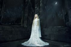 Lady Galadriel of Lorien by JoviClaire
