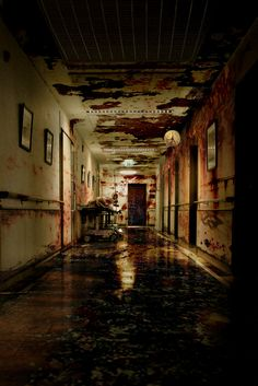 Silent Hill Hospital by Madreblu on deviantART