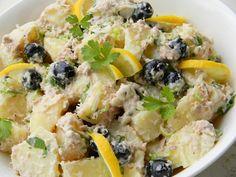 Potato Salad, Potatoes, Ethnic Recipes, Food, Entrees, Salads, Meal, Potato, Essen