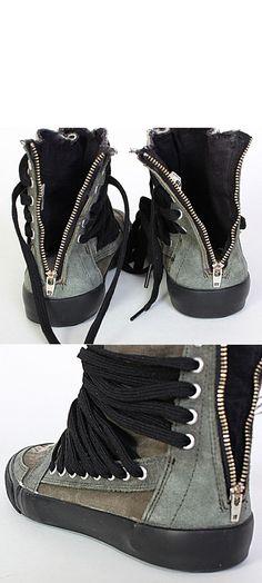 c41f164b47c Shoes    Street-edge Super Long Lace High - New and Stylish - Fast