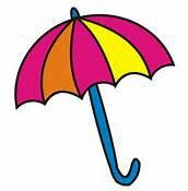 umbrella clipart i love rainbows pinterest clipart images rh pinterest com clip art umbrella with rain clipart umbrella black and white