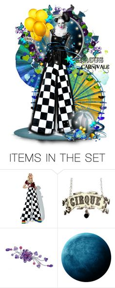 """Color Carnivale"" by adaline-blooms ❤ liked on Polyvore featuring art"