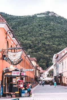 11 Things to Do in Brasov on Your First Visit Summer Travel, Fun Travel, Shopping Travel, Beach Travel, Budget Travel, Brasov Romania, Peles Castle, Romania Travel, Royal Caribbean Cruise