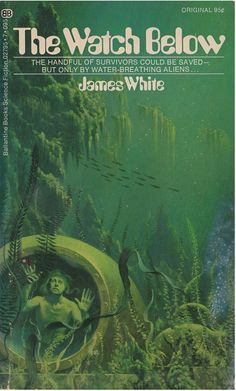 Adventures in Science Fiction Cover Art: Underwater Expeditions (futuristic…