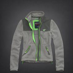 Bettys Hollister So Cal Oceanside Fleece Jacket | Bettys Outerwear | HollisterCo.com $39.98