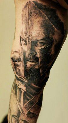Tattoo Artist - John Maxx | Tattoo No. 7172