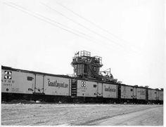Image detail for -Atchison, Topeka, & Santa Fe Railway Company's refrigerator cars ...