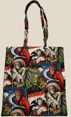 Monsters bag BaRRaCuDa SSHoP Ted Baker, Monsters, Tote Bag, Stuff To Buy, Bags, Handbags, Totes, Bag, Tote Bags