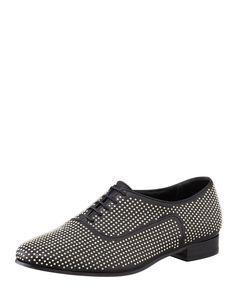 http://xetapharm.com/saint-laurent-studded-laceup-leather-oxford-black-p-1717.html
