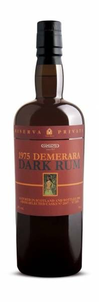 Samaroli Demerara Dark Rum 1975 - Tasting notes
