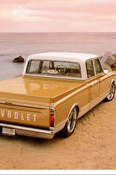 1967 Chevy Crewcab