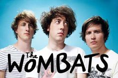 wombats band - Google Search