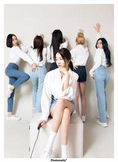 Kpop Girl Groups, Korean Girl Groups, Kpop Girls, Gfriend Album, Sinb Gfriend, 6th Anniversary, Foto Jungkook, Pretty Asian, G Friend