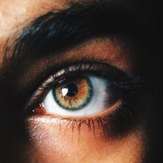 Imagem de eye, eyes, and green