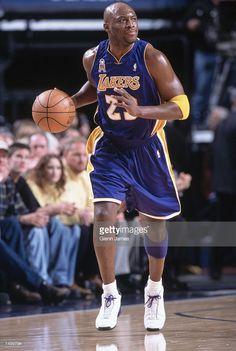 Mitch Richmond, Lakers 2001-02.