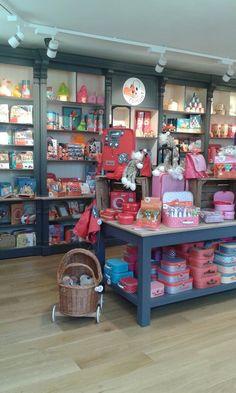Egmont Toys flagship store in Uccle, Antwerpen, Belgique.