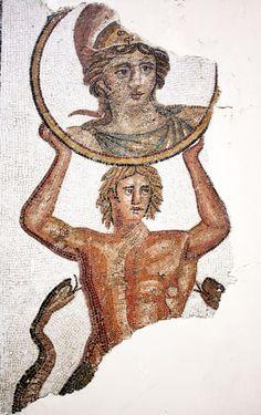 Roman mosaic, Bardo Museum, Tunis