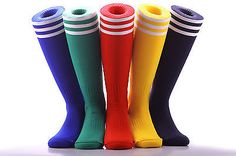 #Samson® #football socks striped #sport knee high large hockey rugby mens womens,  View more on the LINK: 	http://www.zeppy.io/product/gb/2/272293099669/