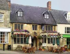 The Mermaid, Burford, The Cotswolds, UK