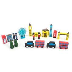 Heritage Toys London play set in a bag | AlexandAlexa